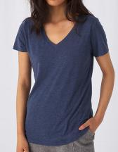 V-Neck Triblend T-Shirt /Women
