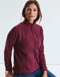 Ladies` Full Zip Outdoor Fleece